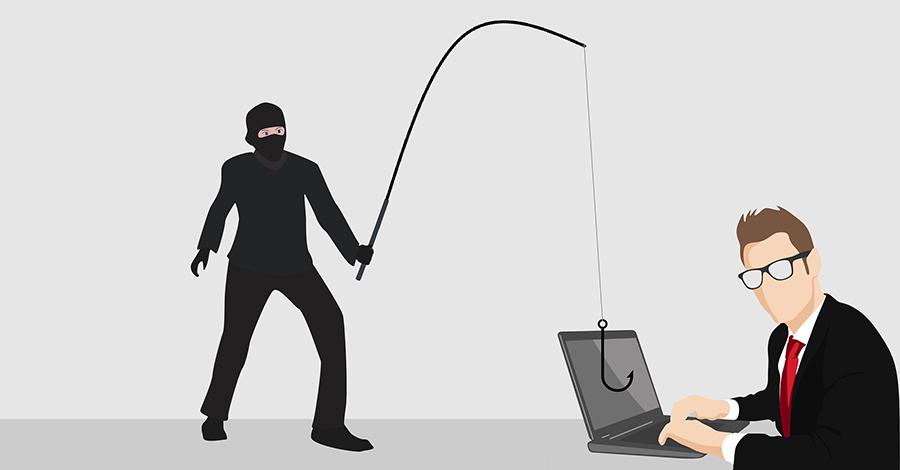 phishing-napad