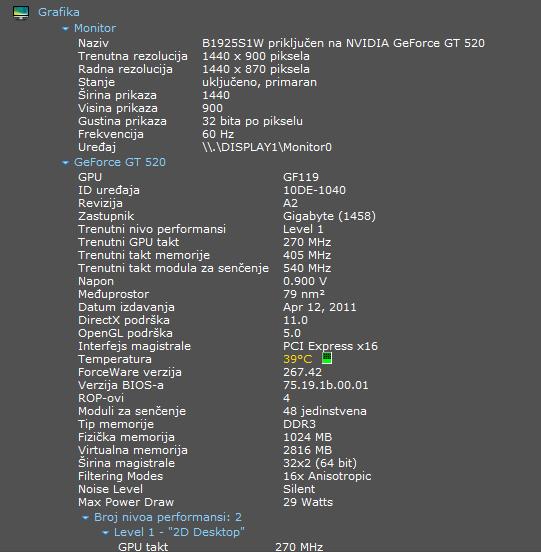 gt520-specs