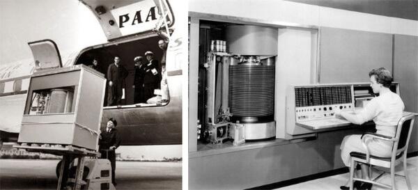 first laser printer