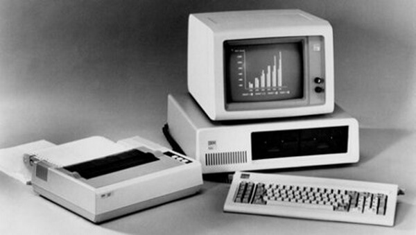 first ibm pc