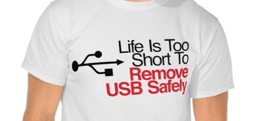 life-is-shor-to-remove-usb-safely