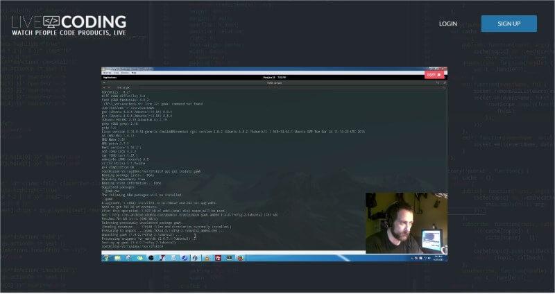 livecoding-stream