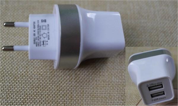 dual usb adapter cheap