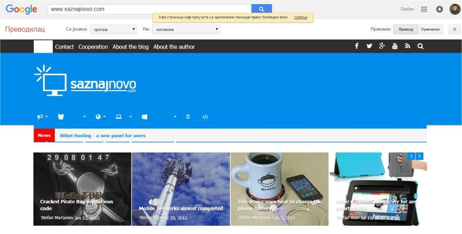unblock website google translate
