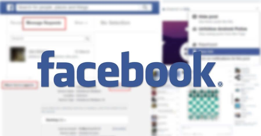 facebook hidden features 2016