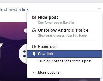 save for later facebook