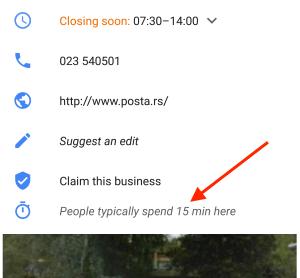 google-maps-cekanje-u-redovima