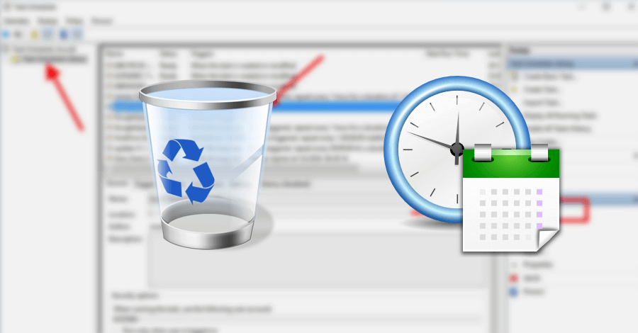 schudle-empty-recycle-bin-windows