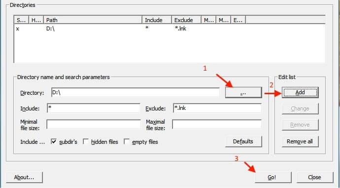 duplicate file finder windows