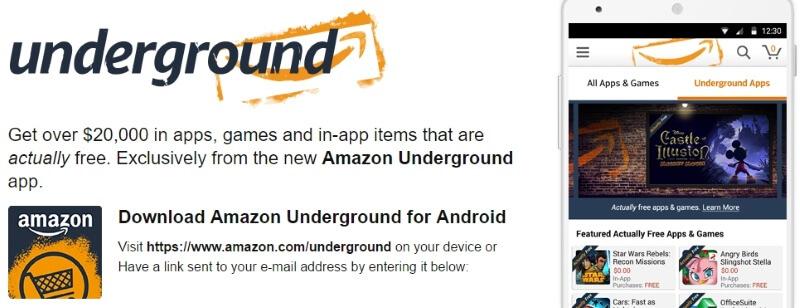 besplatne aplikacije koje se placaju amazon