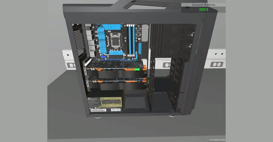 build pc simulator