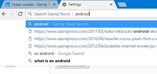 custom search engine chrome how to (2)