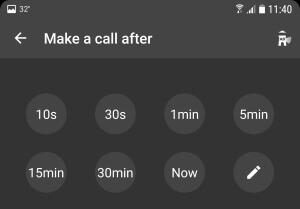 lazni poziv android
