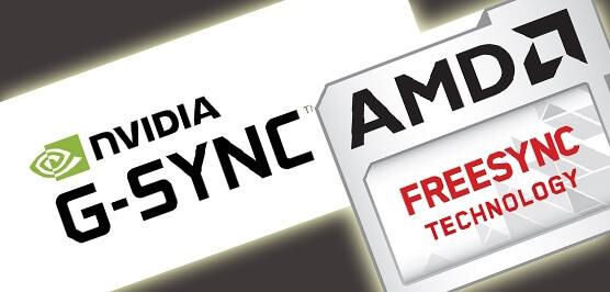 nvidia g-sync vs amd free sync