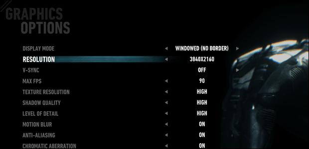 supersampling in game