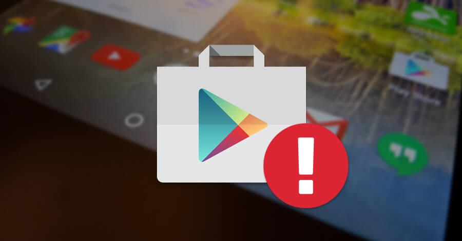 Google Play Usluge je zaustavljen