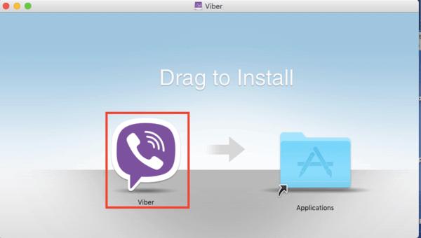 kako instalirati viber - mac