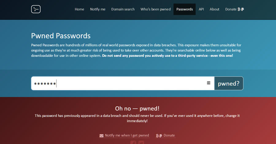 pwned-passwords