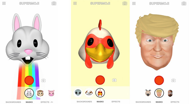 supermoji animoji for android