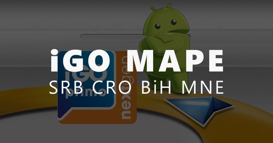 Igo Mape Q1 2018 Srbija Bih Hrvatska Crna Gora Sn