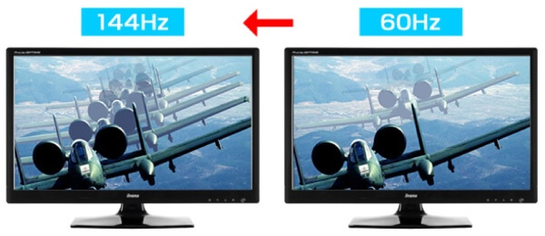monitor refresh rate explained