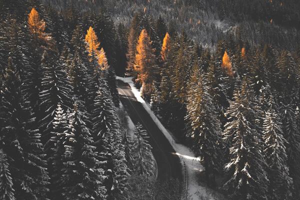 zimske pozadine 2017
