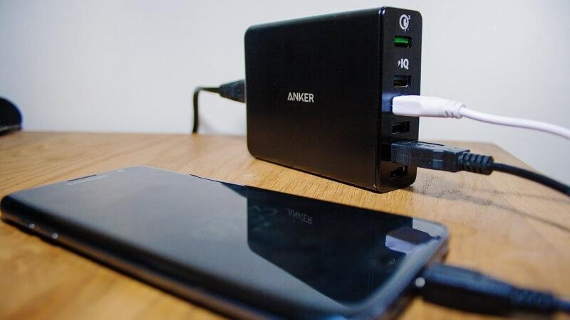 anker hub usb charger