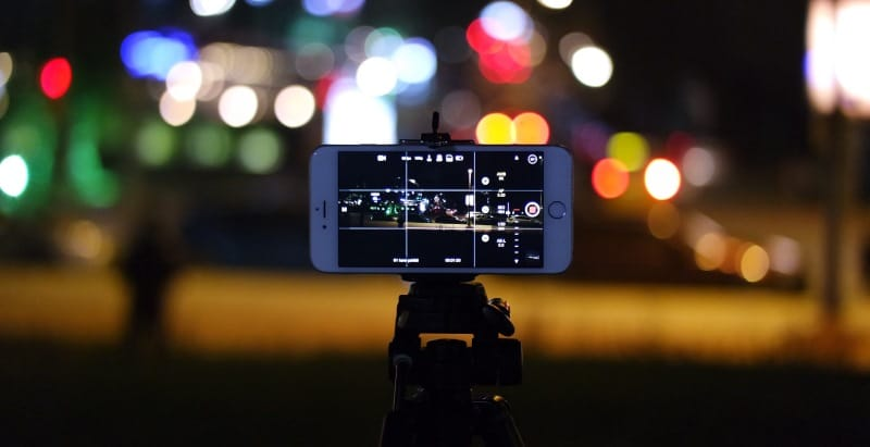 camera-horizont-bokeh-night