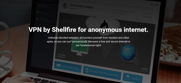 shellfire free vpn