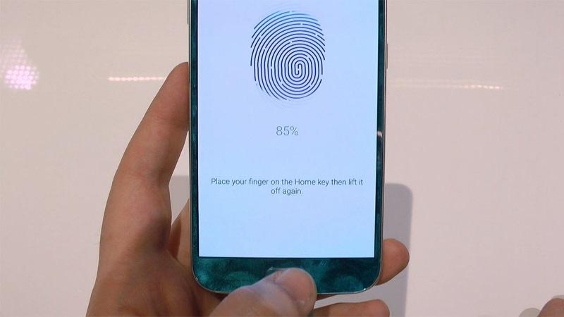 samsung galaxy add fingerprint