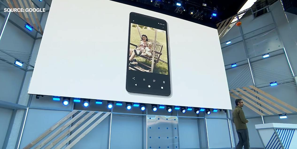Google I/O 2018 Conference highlight