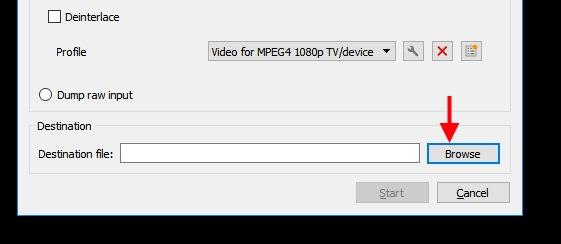 vlc convert video free