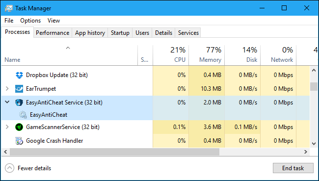 eac task manager