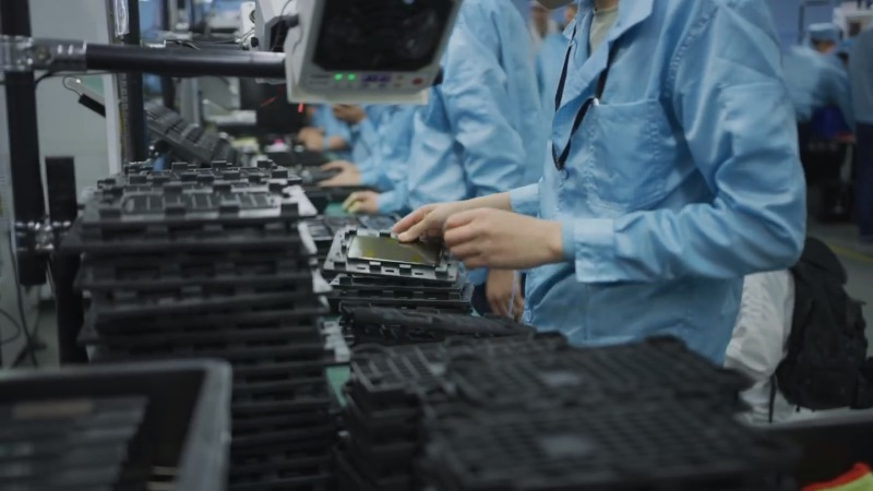 oneplus six production
