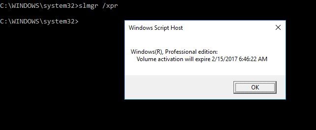 windows expiration date