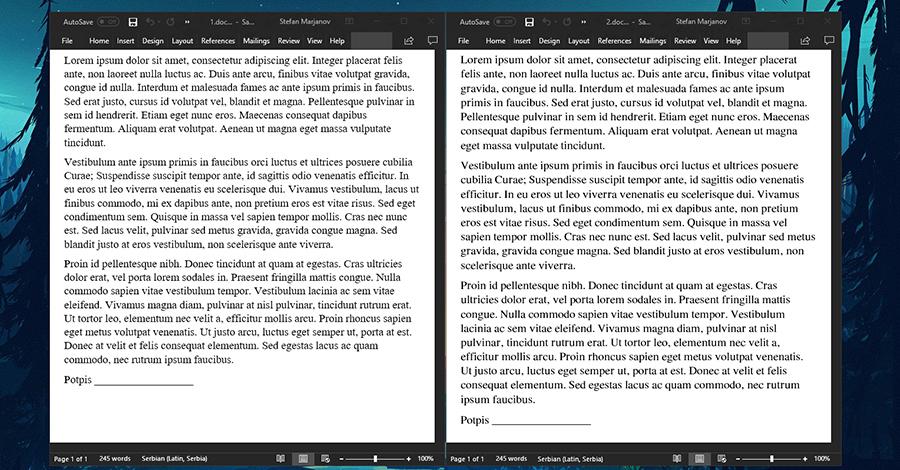 times newer roman font