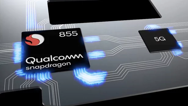 snapdragon 855 soc 5g
