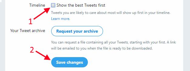 chronological tweeter how to desktop