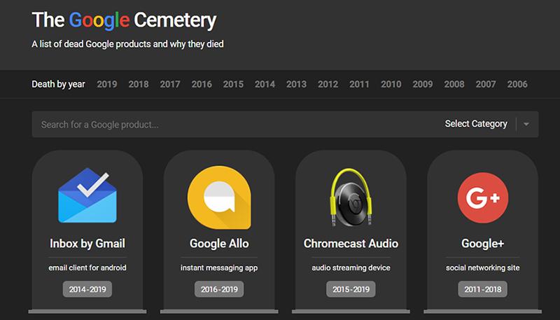 google-digitalno-groblje