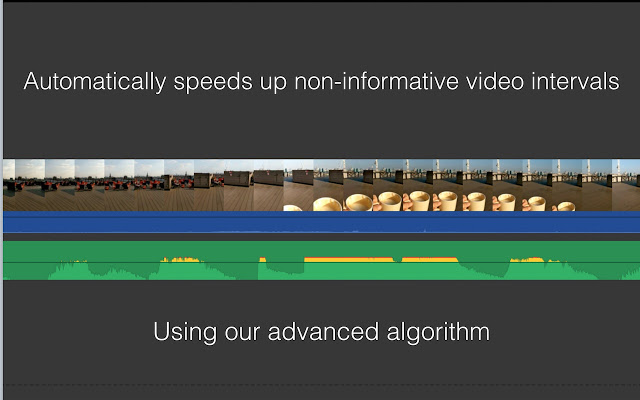 chrome extension speed up video