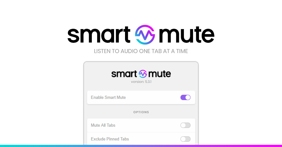 smartmute-chrome