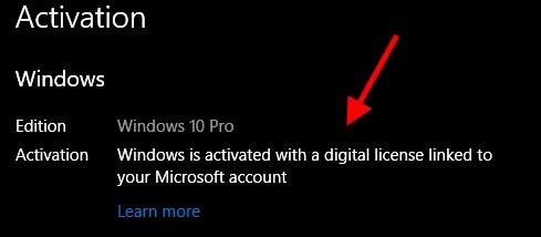 kako aktivirati windows 10