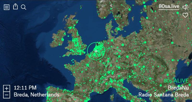 radio stanice garden 3d