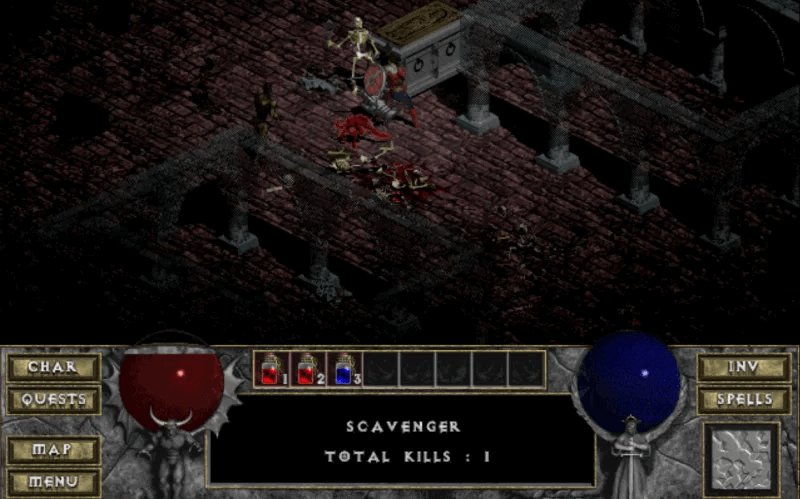 original diablo in web browser