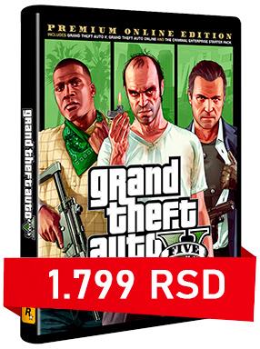 GTA 5 Cena