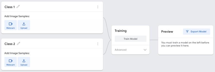 train ml model free