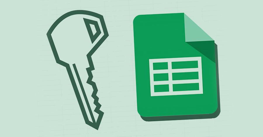 google-sheets-lock-cells