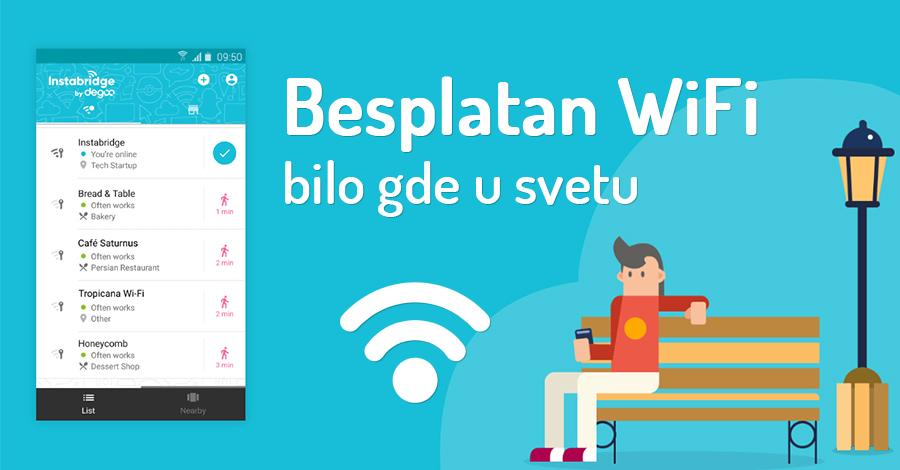 kako saznati sifru za wifi