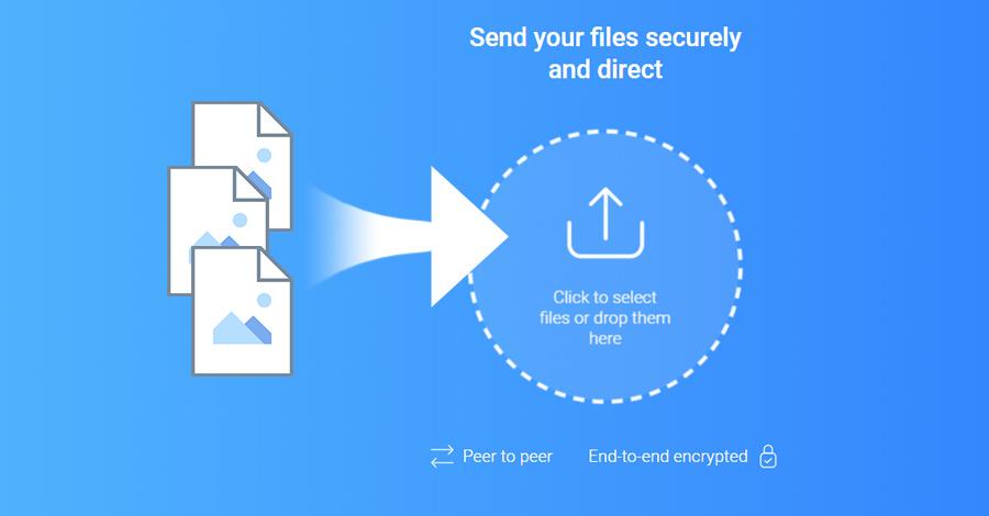 p2p slanje fajlove kroz browser