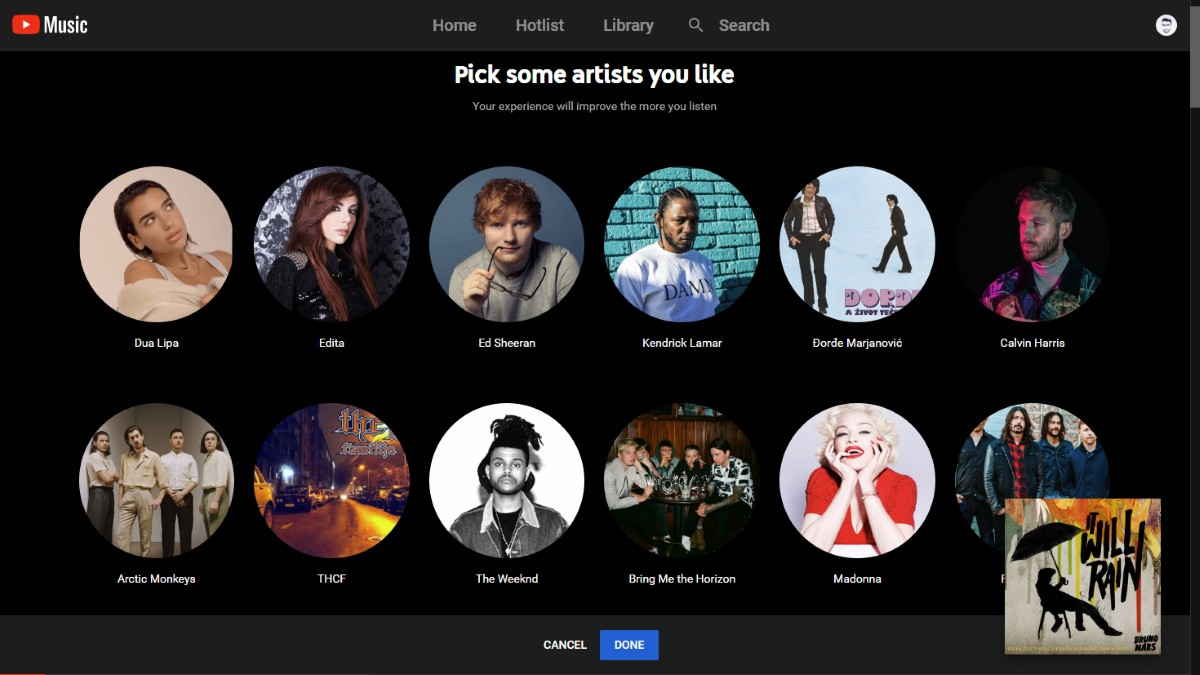 youtube music desktop 2020